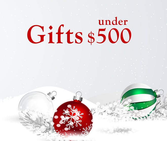 Gifts-under 500