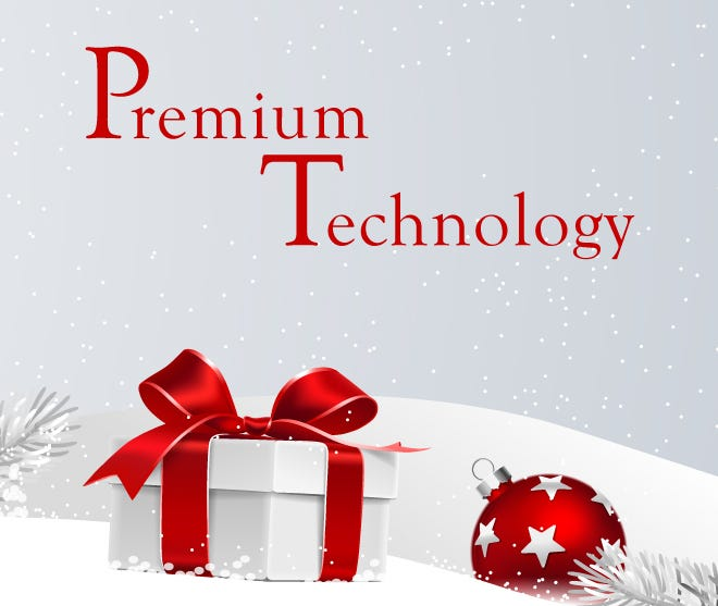 Gifts-Premium technology