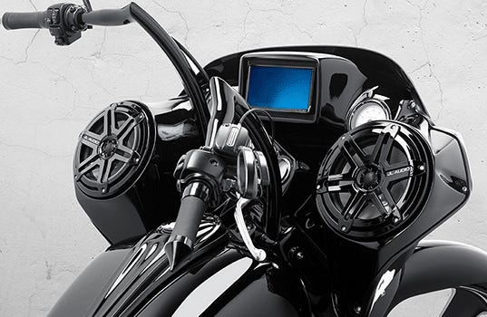 Marine Power Sports  Motorcyle Audio