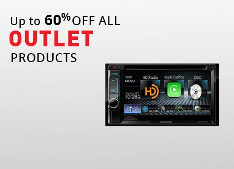 Car Audio OUTLET store