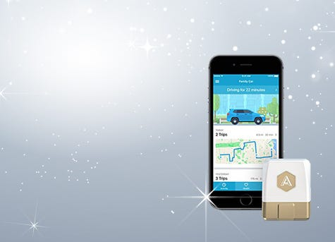 Holiday Automatic Pro Connected Car Adapter banner
