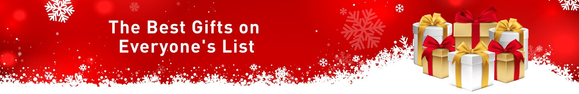 Gift Guide Holiday Header