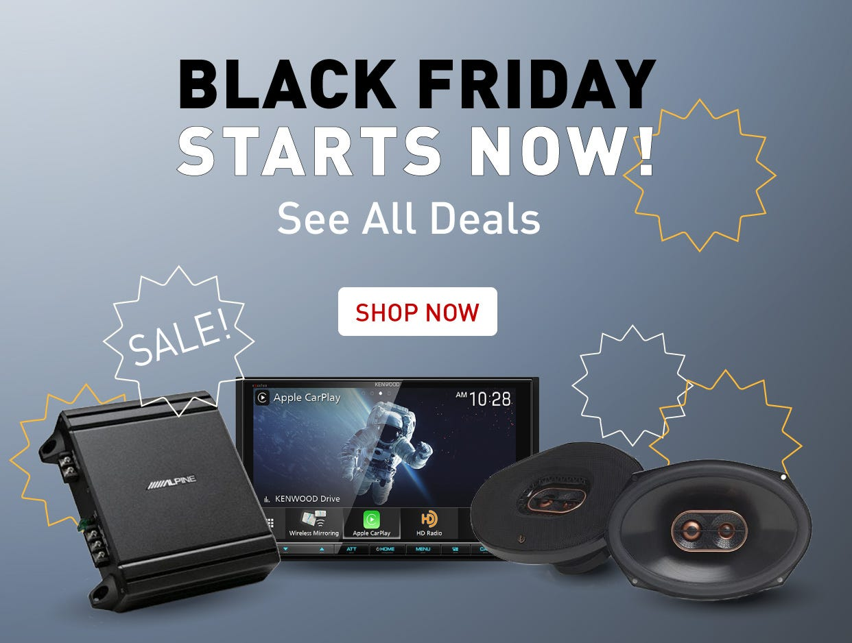 Early Black Friday Sale products