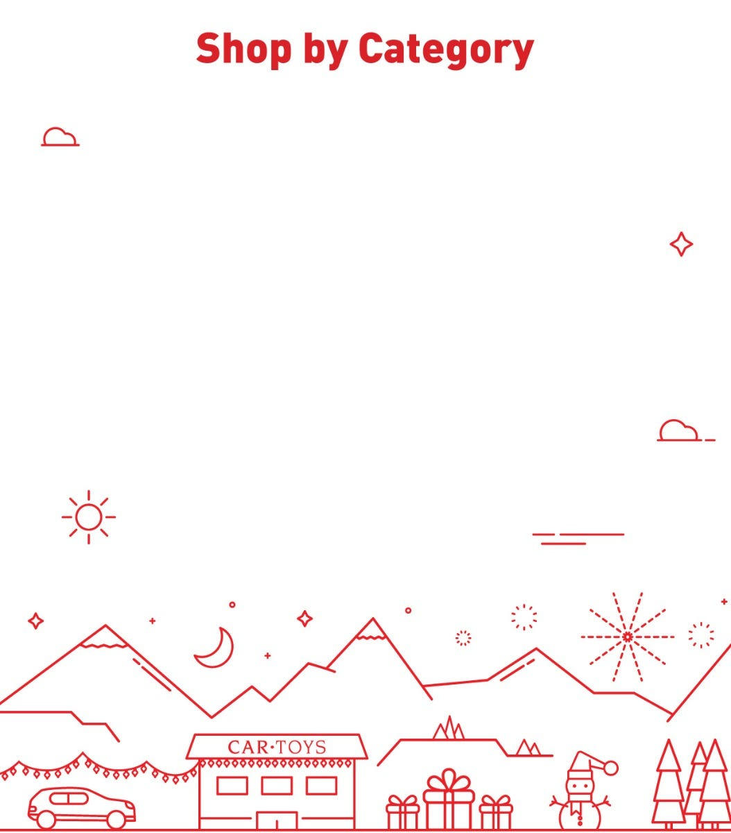 christmas shop category mobile
