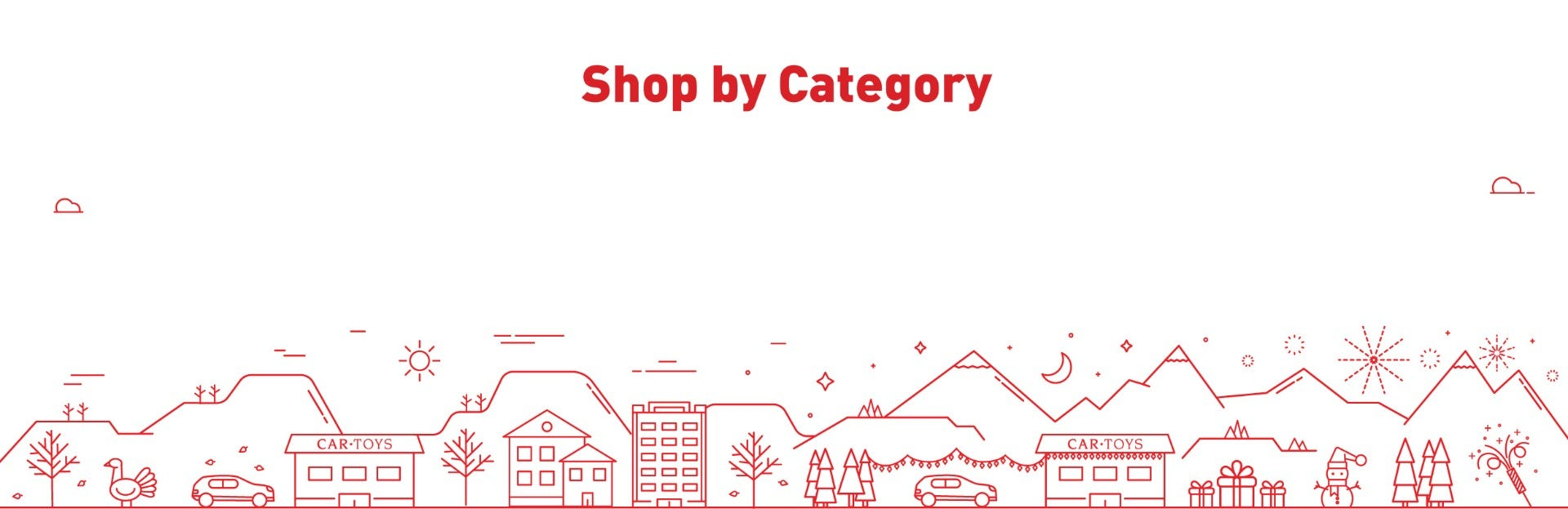 christmas shop category