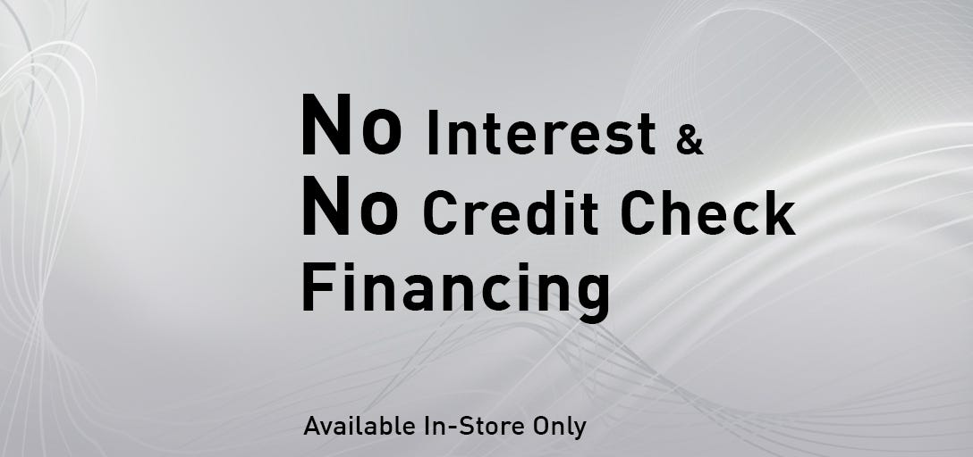 18 month financing offer