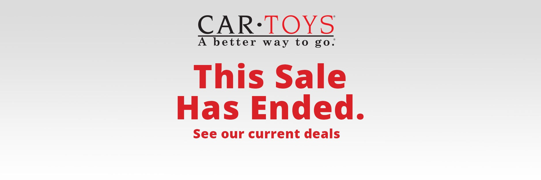 hot deal sale end sale banner