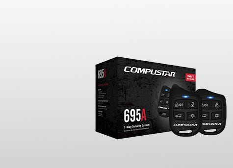 TENT Sale Compustar Remote Start