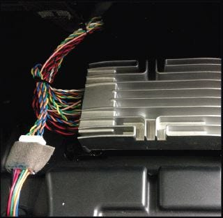 JBL Concert Edition Audio System for the 2015 Ford-150