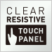 Clear Resistive Touch Panel