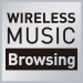 Wireless Music Browsing