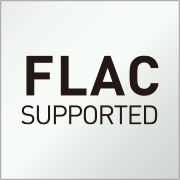 FLAC Supported