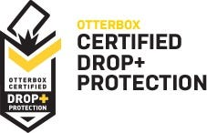 Certified Drop+ Protection
