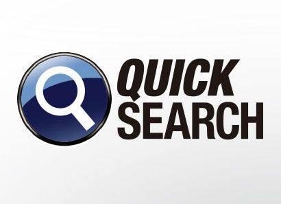 Find it Fast with Quick Search and Alphabet Search