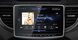 Pioneer GPS Navigation car audio receiver