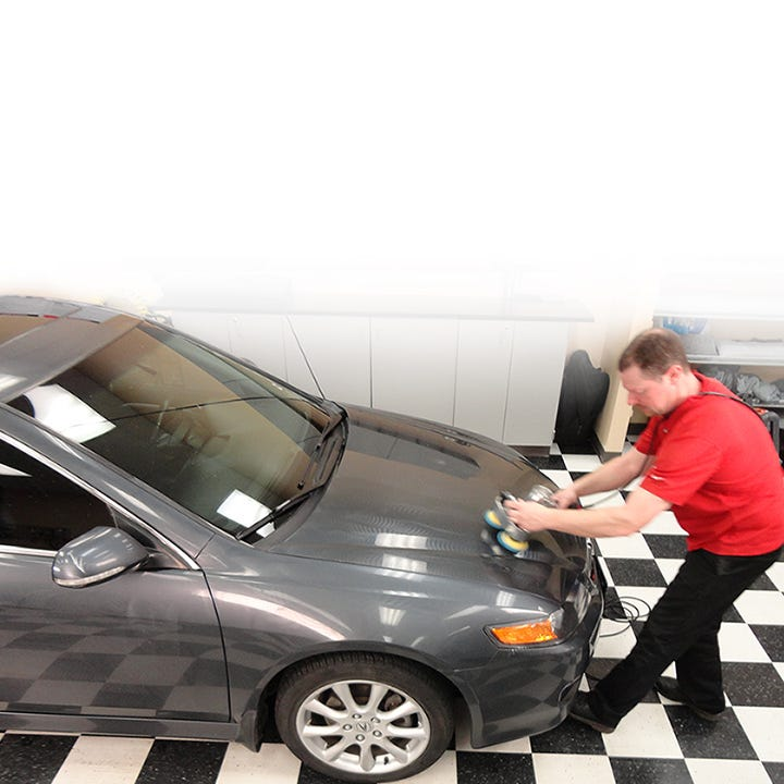 detailing ozone treatment offer