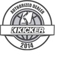 Kicker Authorized Dealer Logo