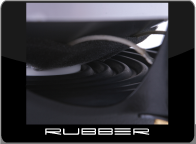 XS-650-B Rubber Spider